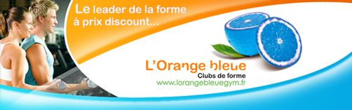 Franchise L'Orange Bleue Clubs de forme
