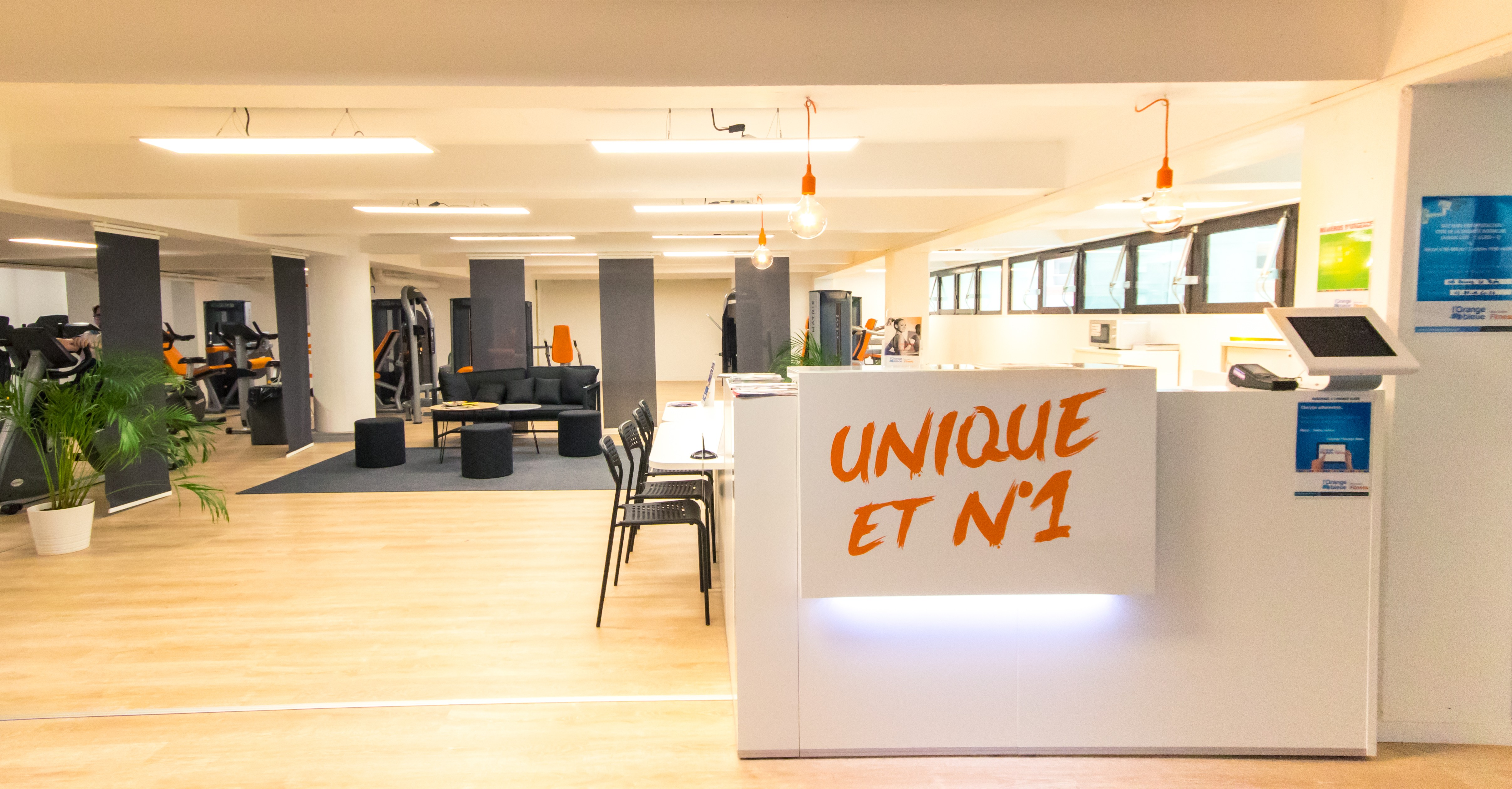 FRANCHISE L'ORANGE BLEUE FITNESS