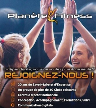 FRANCHISE PLANETE FITNESS