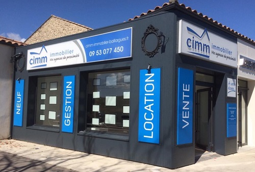franchise cimm immo agence baillargues
