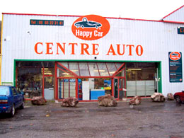 Franchise happy car franchiseur garage centre auto for Garage happy car