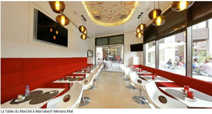 Franchise la table du marche franchiseur gastronomie - A la table du marche narbonne ...