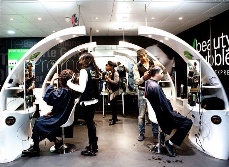 Franchise beauty bubble franchiseur coiffure produits for Salon des franchises lyon