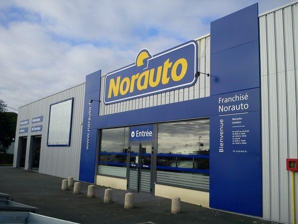 Franchise norauto franchiseur garage centre auto for Garage nord auto