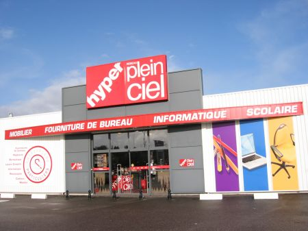 Franchise plein ciel franchiseur fournitures de bureau for Papeterie bureau plus