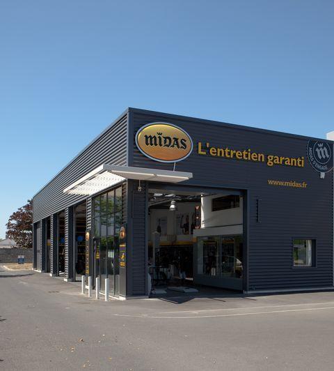 Franchise midas franchiseur garage centre auto for Garage midas strasbourg